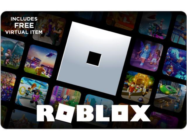 Roblox $25 Gift Card (Email Delivery) Newegg com
