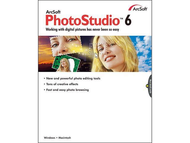 Download arcsoft photostudio 6 for mac 6. 0 for mac free.