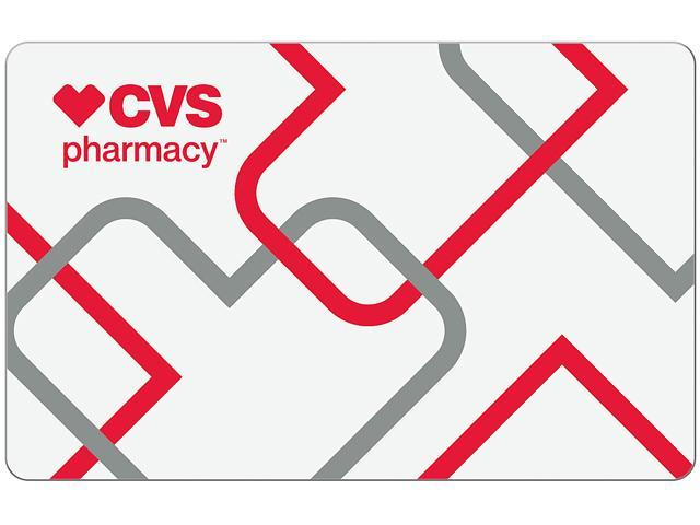 Cvs Pharmacy 10 Gift Card Email Delivery Neweggcom