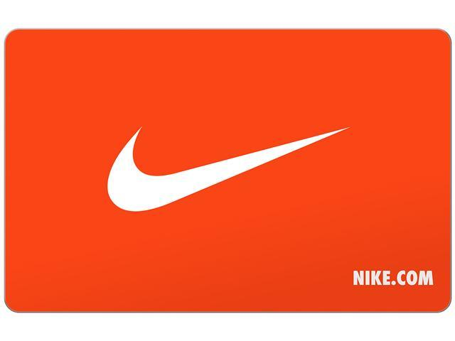 brand new 34797 281a2 Nike  50 Gift Card (Email Delivery)