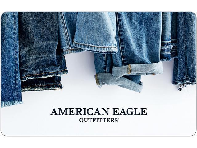 52088028874 American Eagle Outfitters  100 Gift Card (Email Delivery) - Newegg.com