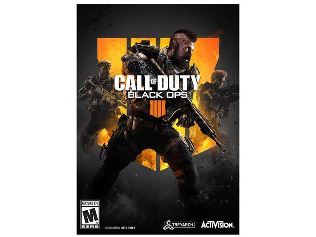 Call of Duty: Black Ops 4 - PC (Product Key Card) - Newegg com