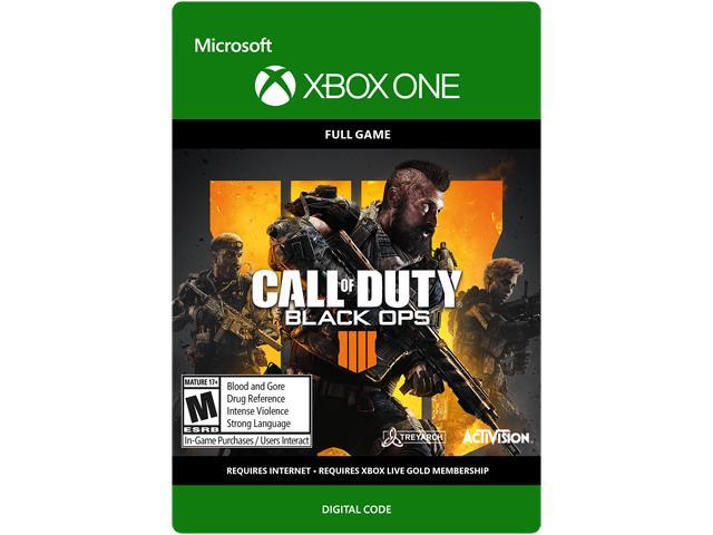 Call Of Duty Black Ops 4 Digital Edition Xbox One Digital Code