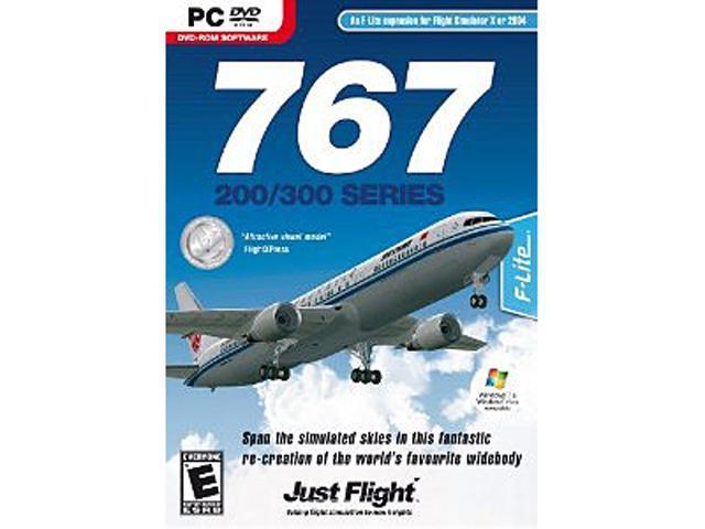 767-200/300 - Flight Simulator Expansion Pack PC Game - Newegg com