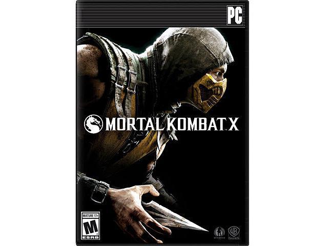 Mortal Kombat X Online Game Code Newegg Com
