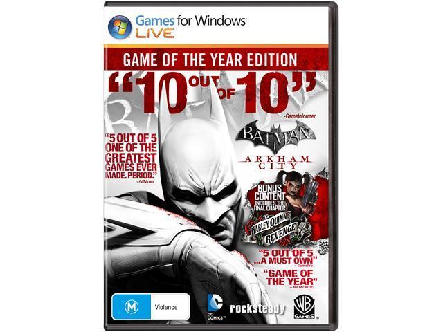 Batman Arkham City Game Of The Year Edition Online Code Rhnewegg: Fuse Box Arkham Knight At Gmaili.net