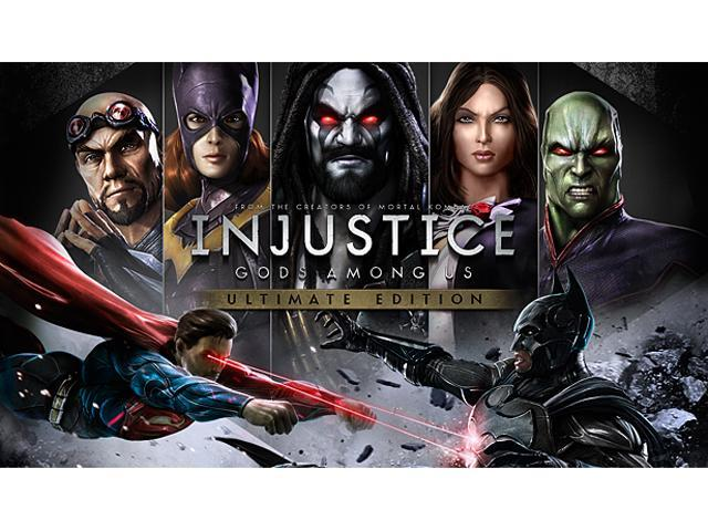 Injustice Gods Among Us Ultimate Edition Online Game Code