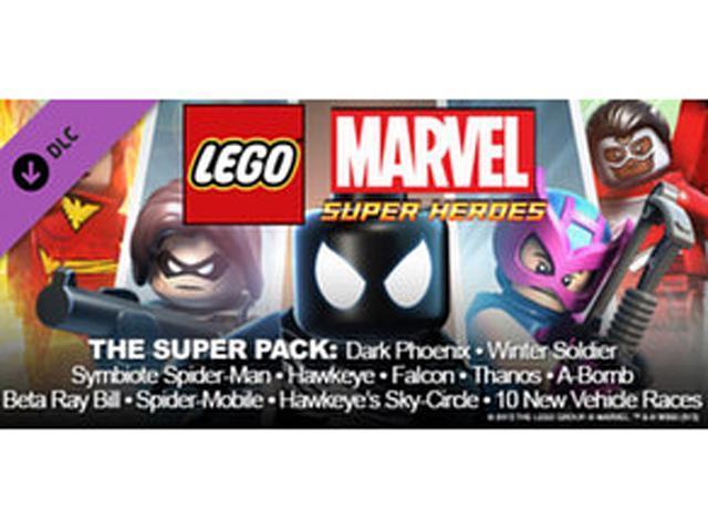 552b0d1148efc LEGO Marvel Super Heroes: Super Pack DLC [Online Game Code] - Newegg.com