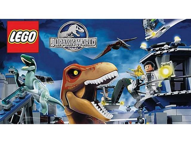 Lego jurassic world online game code newegg lego jurassic world online game code gumiabroncs Images
