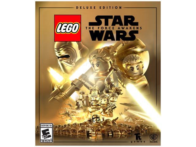 LEGO Star Wars: The Force Awakens Deluxe Edition [Online Game Code] -  Newegg com