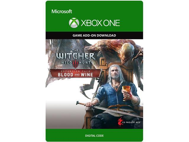 The Witcher 3: Wild Hunt - Blood and Wine XBOX One [Digital Code] -  Newegg com