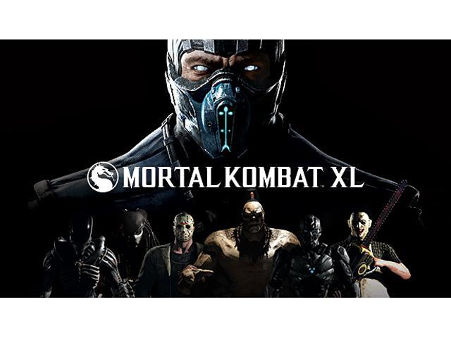 mortal kombat xl characters list and pictures