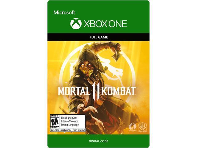 Mortal Kombat 11 Xbox One [Digital Code] - Newegg com
