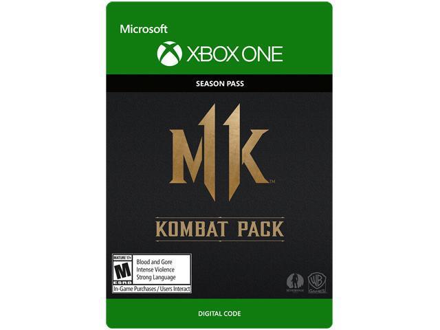 Mortal Kombat 11 Kombat Pack Xbox One Digital Code Newegg Com