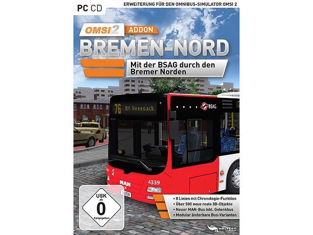 OMSI 2 Add-on Bremen-Nord [Online Game Code] - Newegg com