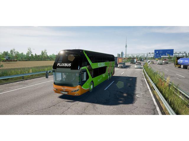 Fernbus Simulator Add-On - Neoplan Skyliner [Online Game Code] - Newegg com