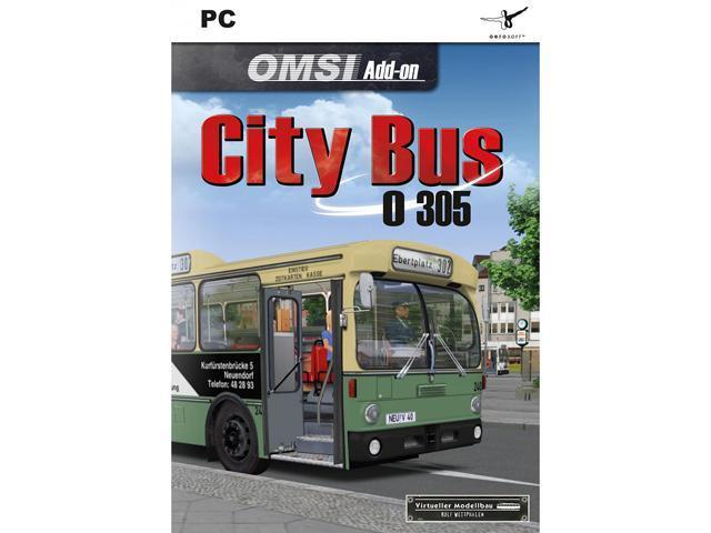 OMSI 2 Add-on City Bus O305 [Online Game Code] - Newegg com