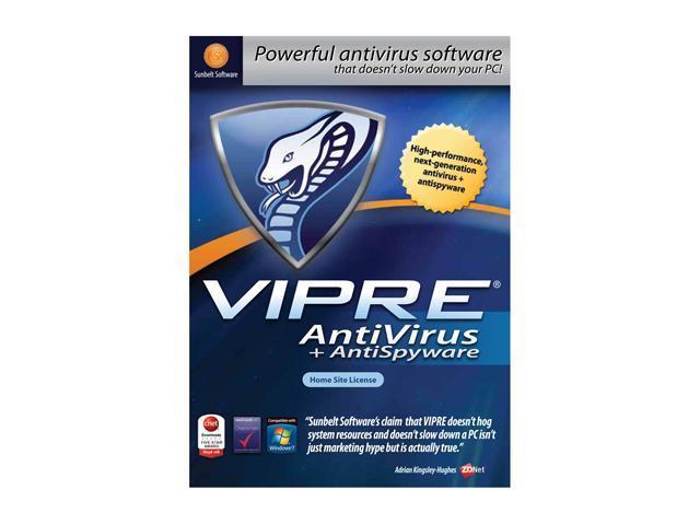 vipre antivirus review