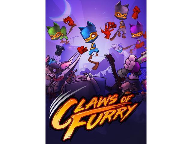 Claws of Furry [Online Game Code] - Newegg com