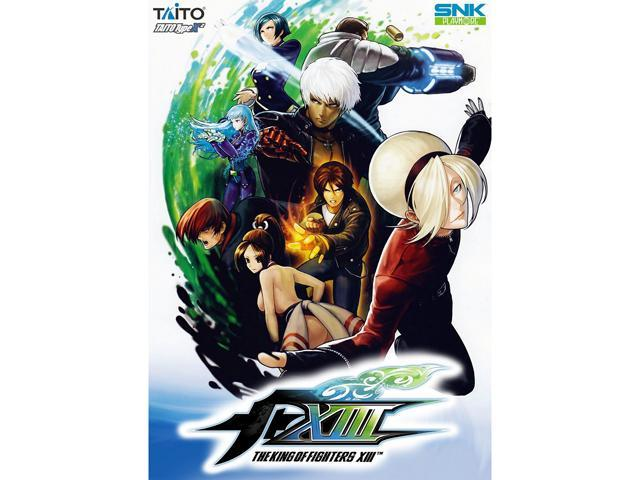 The King Of Fighters Xiii Online Game Code Newegg Com