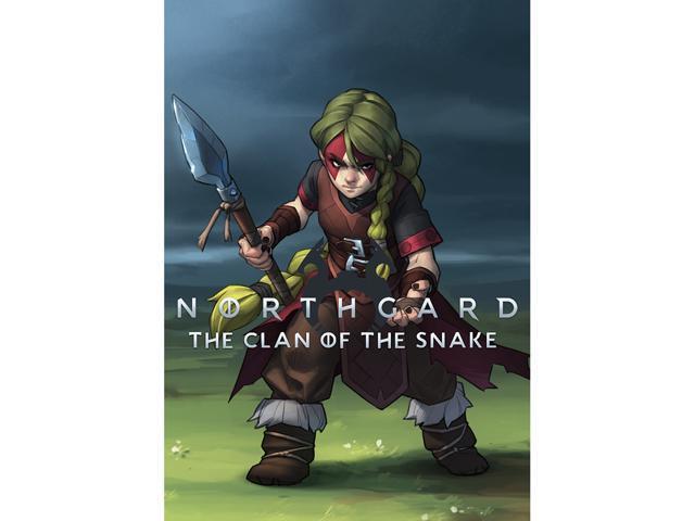 Northgard - Svafnir, Clan of the Snake [Online Game Code] - Newegg com