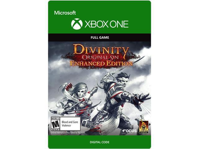 Divinity Original Sin: Enhanced Edition Xbox One [Digital Code] - Newegg com