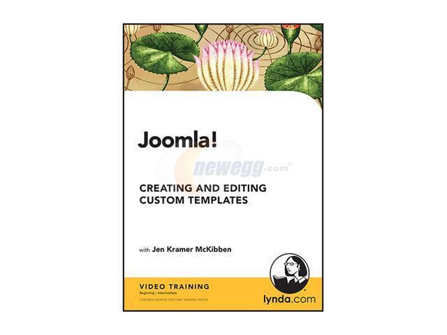 Lynda Joomla Creating Editing Custom Templates