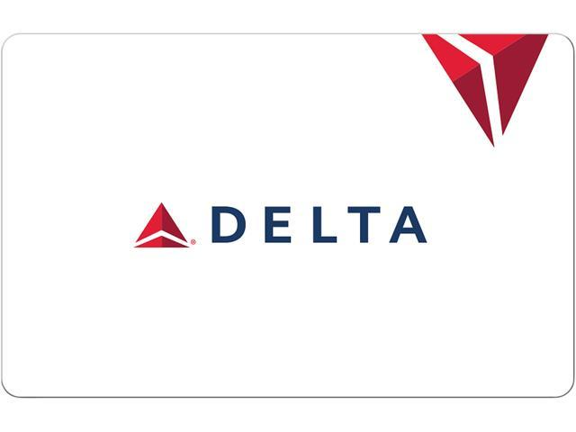 Delta Air Lines $500 Gift Card (Email Delivery) - Newegg com