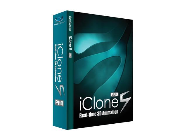 Reallusion iClone 5 Pro - Academic - Newegg com