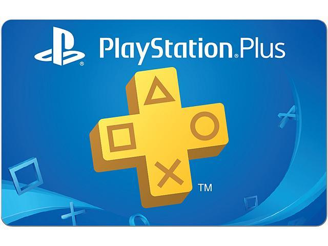 PlayStation Plus 3 Month Membership - (Email Delivery) - Newegg com
