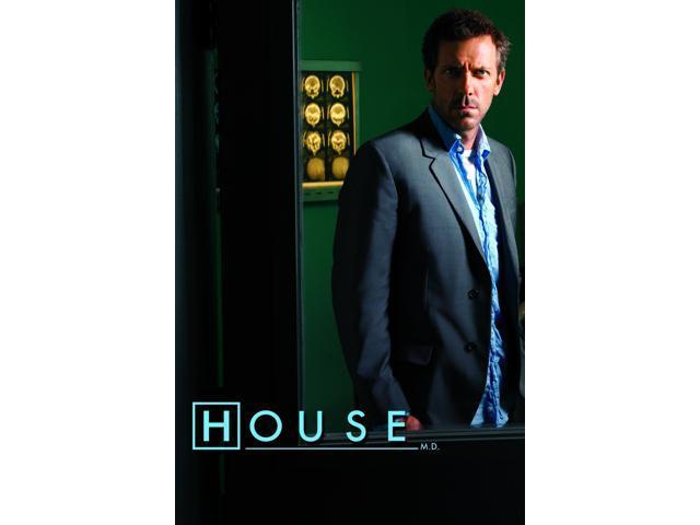 House, M D : Season 2 Episode 21 - Euphoria, Pt  2 [SD] [Buy] - Newegg com