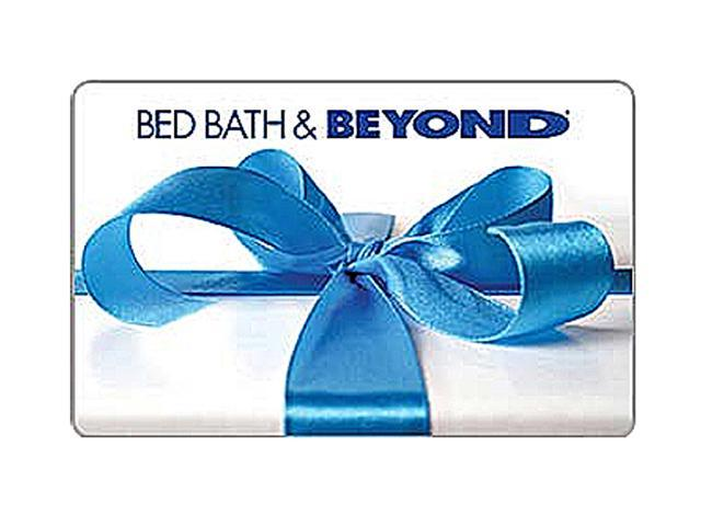 Bed Bath & Beyond $75 Gift Cards ( Email Delivery) - Newegg.com