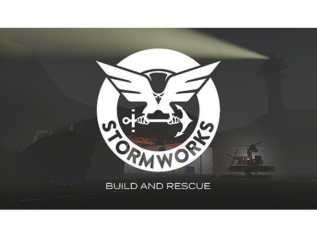 Stormworks: Build and Rescue - Early Access [Online Game Code] - Newegg com