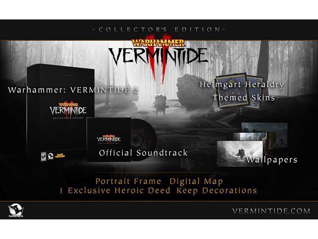 Warhammer: Vermintide 2 Collector's Edition [Online Game Code] - Newegg com
