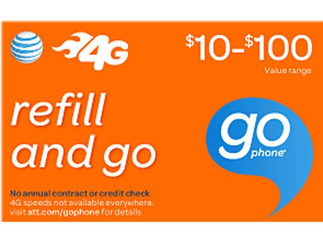 att prepaid wireless 15 refill card email delivery - Prepaid Cell Phone Cards