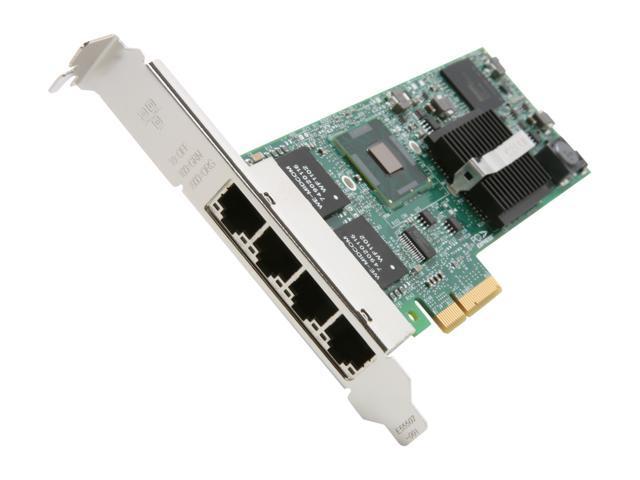 I350-T4,E1G44HT I340-T4 5-Pack Intel Full-Height Bracket for E1G44ET E1G44ET2