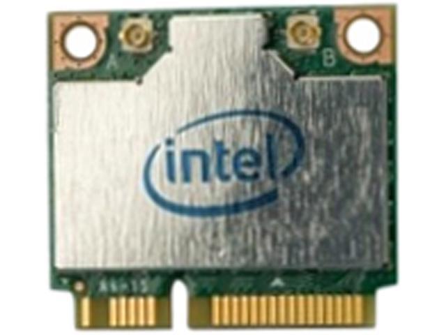 Intel Network 7260.HMWWB.R Wi-Fi WIRELESS-AC 7260 H/T 2X2 AC 867 Mbps + Bluetooth HMC Dual Band Brown Box