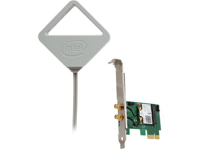 Intel 7260HMWDTX1 PCIe x1 Dual Band Wireless-AC 7260 for Desktop -  Newegg com