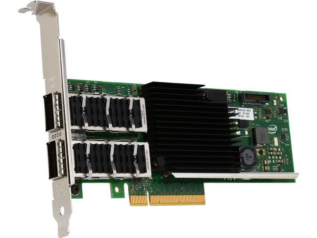 Intel XL710QDA2BLK PCIe 3 0, x8 Dual port Ethernet Converged Network  Adapters XL710 10/40 GbE - Newegg com