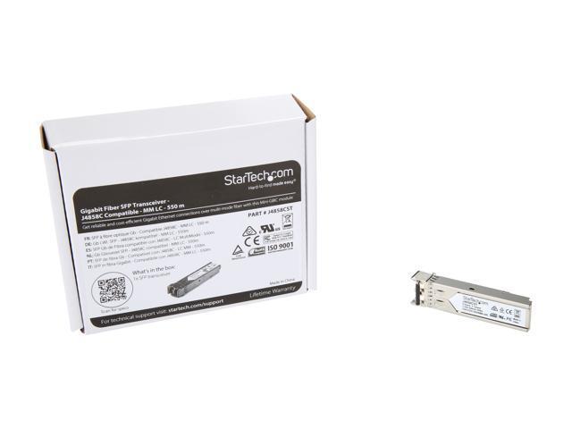 StarTech.com Citrix EG3D0000086 Compatible SFP Module 1000Base-SX Fiber Optical Transceiver EG3D0000086-ST