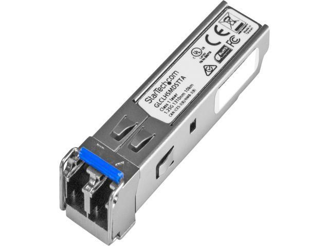 StarTech com GLCLHSMDSTTA Cisco GLC-LH-SMD Compatible SFP Module -  1000BASE-LX/LH Fiber Transceiver - TAA - GLCLHSMDSTTA - Newegg com