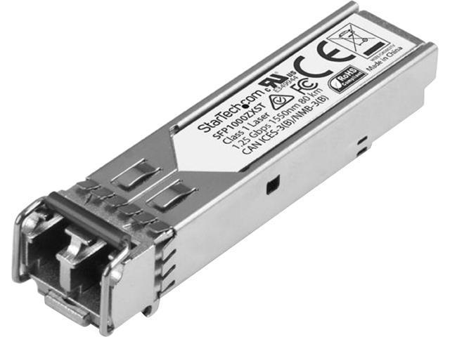 StarTech com SFP1000ZXST 1000BASE-ZX SFP Transceiver