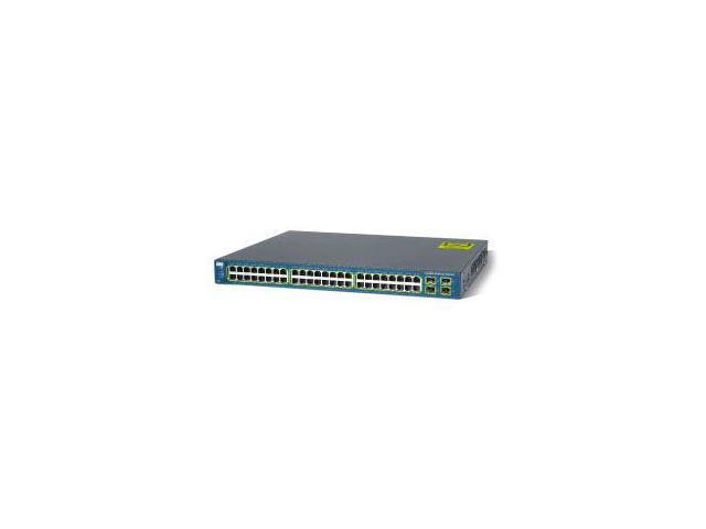CISCO CATALYST 3560 WS-C3560-48PS-E Switch /w PoE - Newegg com