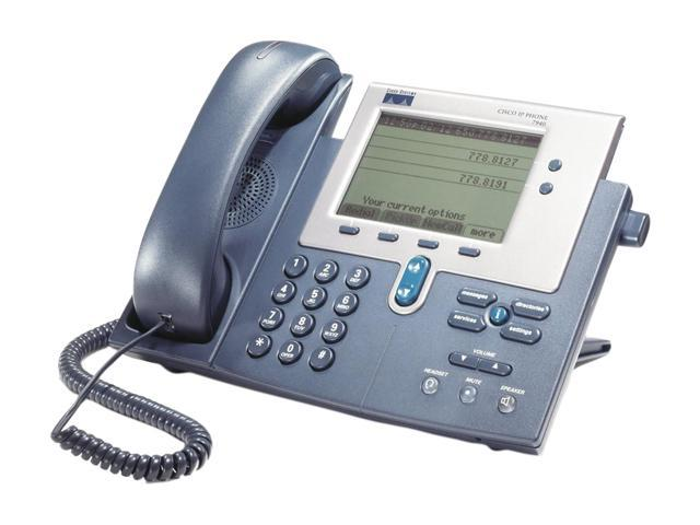 Cisco CP-7960G 7960G Unified IP Phone