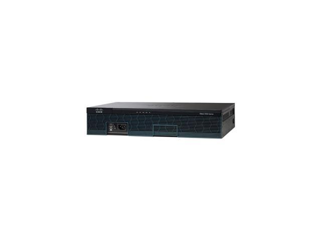 CISCO2911-SEC//K9 Router Security Bundle with Security License Pack