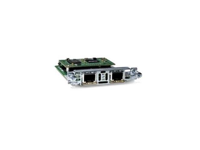Cisco VWIC3-2MFT-T1//E1 Multiflex Trunk Voice//WAN Interface Card *New Sealed*