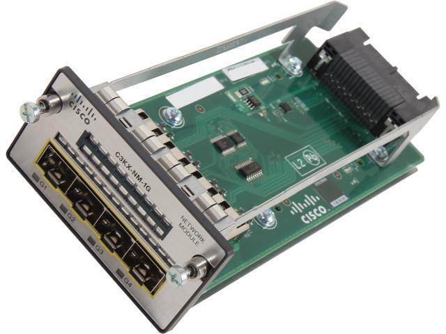 Cisco C3KX-NM-1G= Network Module - Newegg com