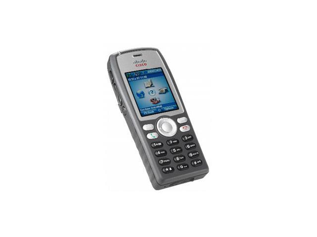 Cisco CP-7925G-A-K9 Unified Wireless IP Phone