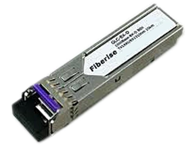 FREE SHIPPING * WARRANTY Cisco GLC-BX-D  1000BASE-BX10 SFP module