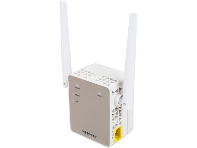 NETGEAR EX6120-100NAS AC1200 WiFi Range Extender - Newegg com